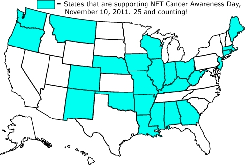 Us Cancer Map Globalinterco - 2008 us governors map graphic