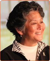 Jan Naritomi-Hart selected as winner of the 2011 Warner Advocacy Award