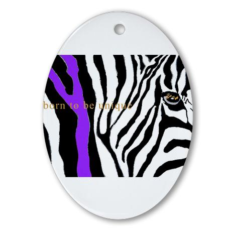 Zebra carcinoid and neuroendocrine tumor awareness items