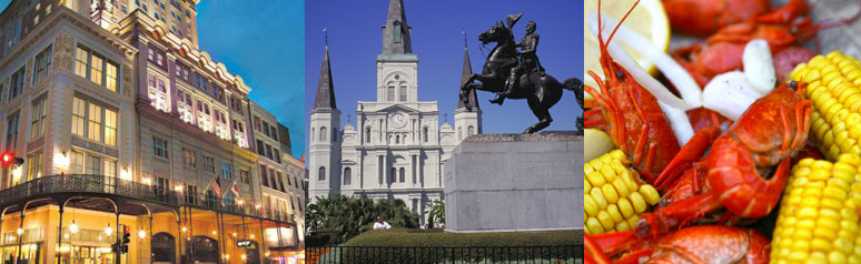 New Orleans is the site of the 2012 National Carcinoid and NET Patient Conference