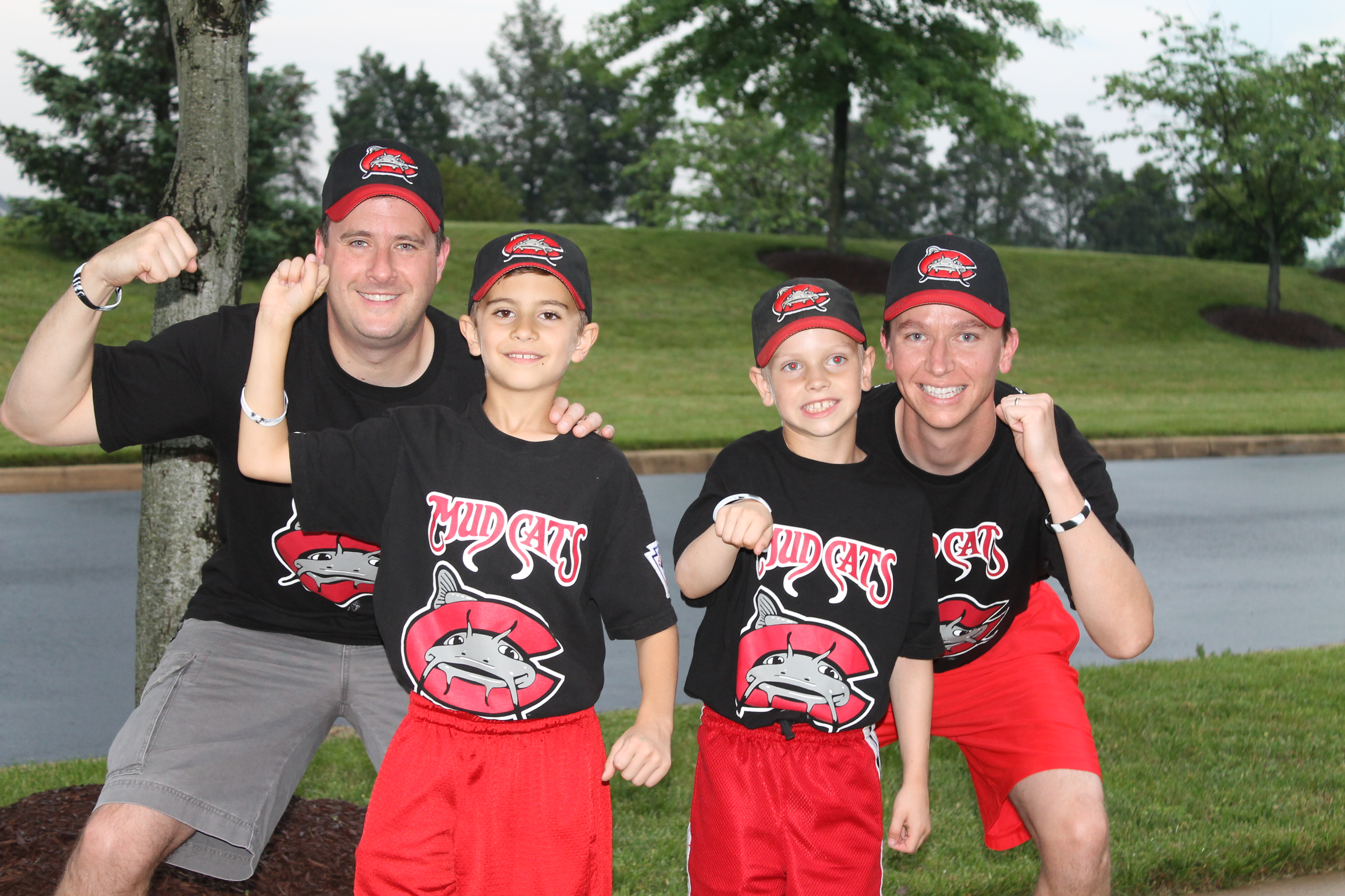 Mud Cats Little League baseball team raises awareness and funds for carcinoid cancer