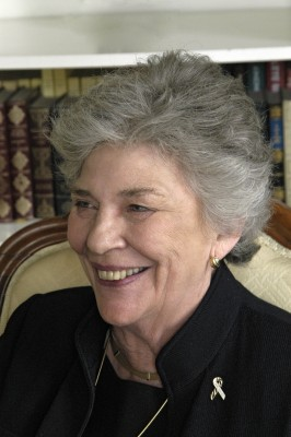 The late Monica Warner, a pioneer in carciniod and NET cancer patient advocacy