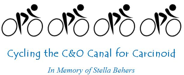 Cycling the Chesapeake & Ohio Canal for Carcinoid