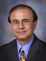 Ebrahim S. Delpassand, MD, is the principal investigator for the first PRRT clinicial trial in the United States, a milestone treatment for neuroendocrine cancer.