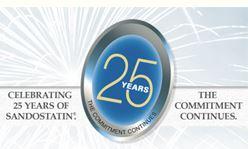 Sandostatin, Celebrating 25 Years