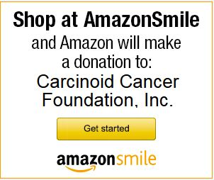Shop AmazonSmile to Support the Carcinoid Cancer Foundation