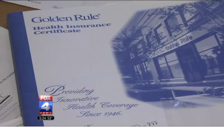 Clinical Trial Rider Insurance Policy from Golden Rule