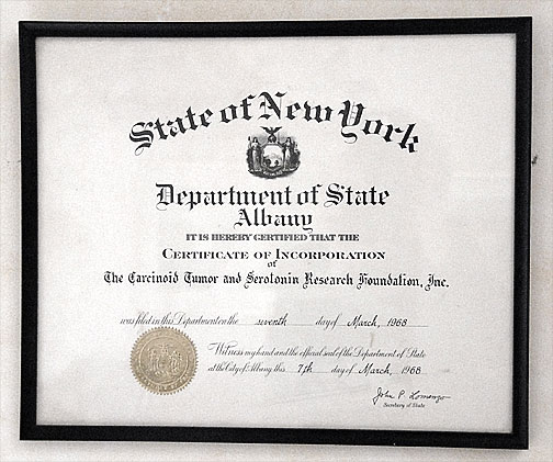 CCF-Certificate-of-Incorpation-Plaque