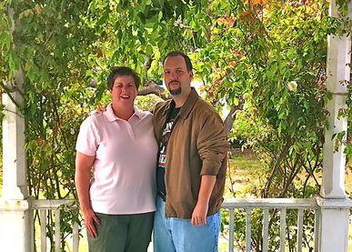 Derek and Tracy Wilson