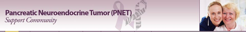 Inspire Pancreatic Neuroendocrine Tumor Support Community
