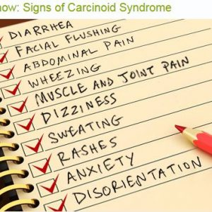 Carcinoid Syndrome Symptoms