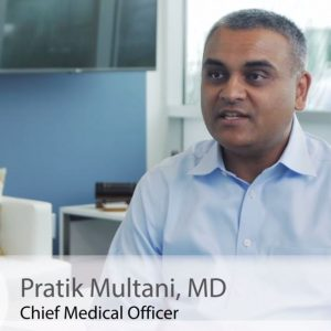 Ignyta Chief Medical Officer, Pratik Mutani, MD
