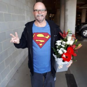 my name is mark nye i am a 54 year old male from perth western australia this is the short story of my 7 year battle with an advanced pancreatic