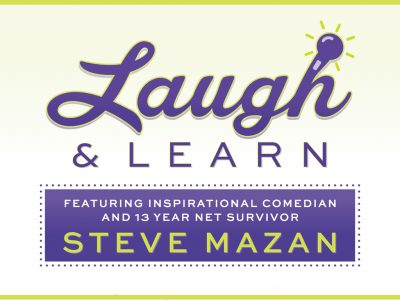 Steve Mazan, Laugh and Learn, June 2018