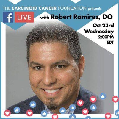 Facebook Live with Dr. Robert Ramirez, Oct 23, 2019