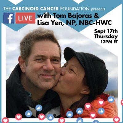 CCF FB LIVE Tom Bajoras Lisa Yen NP NBC HWC Sept 17