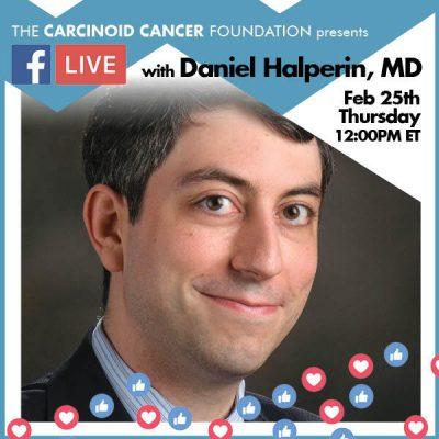 Daniel Halperin, MD, Feb 25th LWTE
