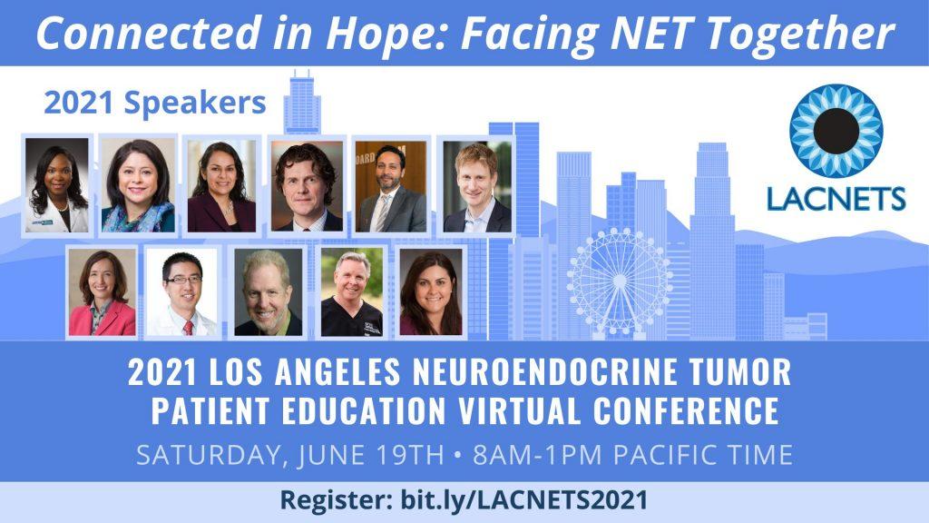 LACNETS 2021 Virtual Patient Conference, June 19