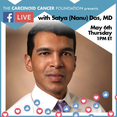 CCF FB LIVE Satya Nanu Das, MD May6