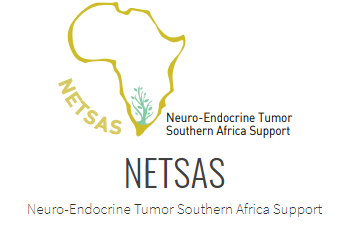 NETSAS Neuro-Endocrine Tumor Southern Africa Support logo