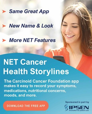 NET Cancer Health Storylines Image